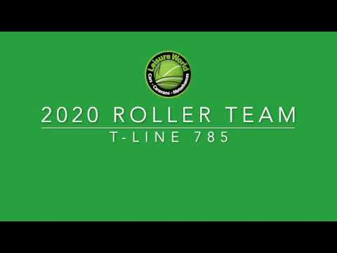 Roller Team T Line 785 - Lo Line - Drop Down Bed Video Thummb