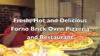 Forno Brick Oven Pizzeria Peekskill NY Pizza