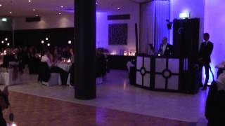 Wedding Bride And Groom Entrace Disney Theme By John Beck Melbourne MC And DJ
