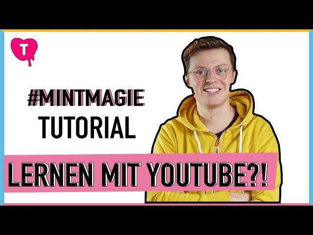 Vorschaubild zur Session '#Mintmagie 2:  Warum in der Schule mehr YouTube geguckt werden sollte'