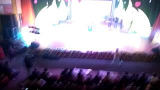 Akanksha :-)Drum performance (har kisiko nahi milta )