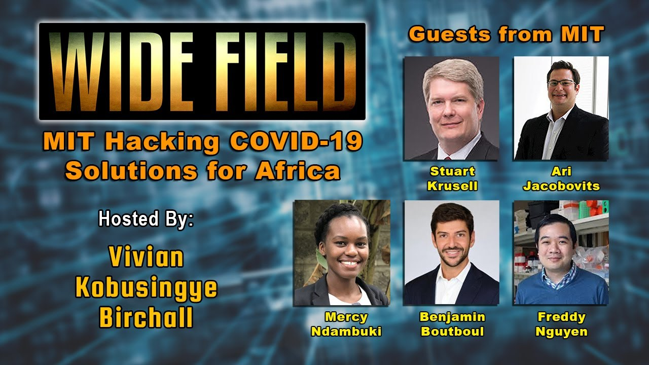 Wide Field: Hacking COVID-19 Solutions for Africa