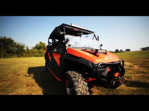 2020 Intimidator 4 x 4 GC1K CREW 1000 TGB in Amarillo, Texas - Video 1