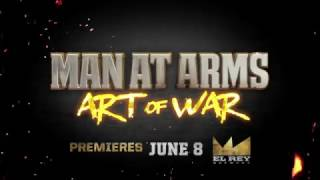 Man At Arms: Art Of War - Teaser