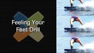 #5 Boat Wakeboard Intermediate – Feeling your feet