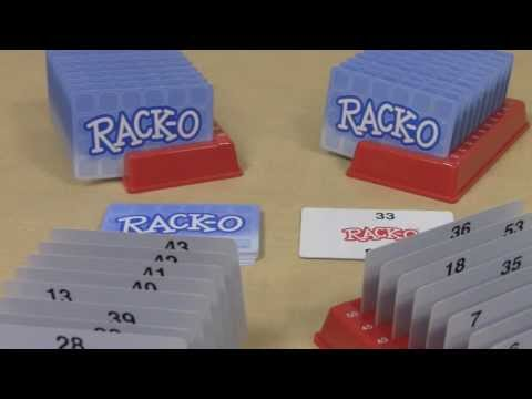 Rack-O® Demo from Winning Moves
