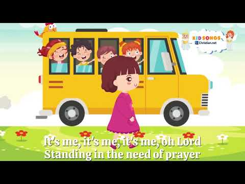 Standing in the need of Prayer | Christian Songs For Kids