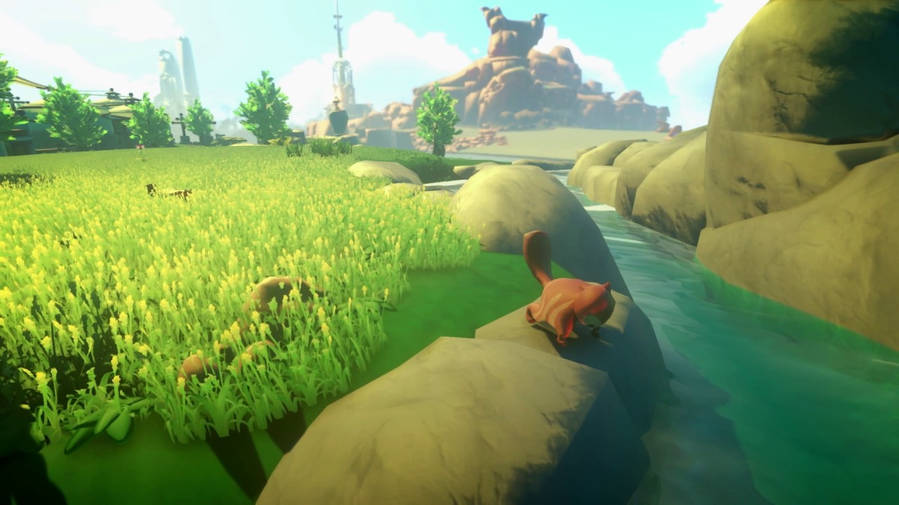 Yonder: The Cloud Catcher Chronicles - Sunderwind Wilds