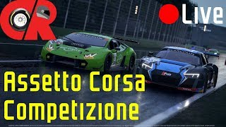 Assetto Corsa Competizione: optimisation problems for streaming :/