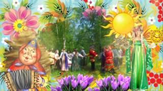 Хоровод Здравствуй, весна красная  Автор Ольга Царева, аранж  Е Маканина