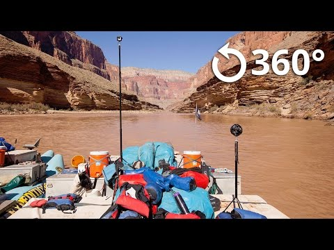 Experience the Grand Canyon in 360º