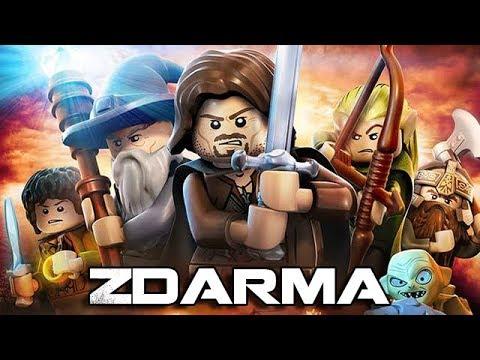 Jak získat LEGO: Lord of the Rings ZDARMA - Legálně