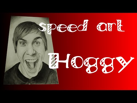 Speed art - Hoggy