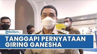 Giring Sebut Anies Baswedan Pembohong, Ini Respons dari Wakil Gubernur DKI Jakarta