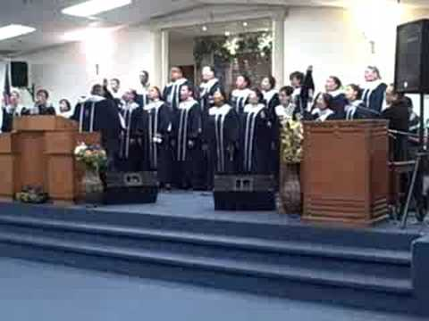 """I Never Lost My Praise"" Apostolic Tabernacle Choir"