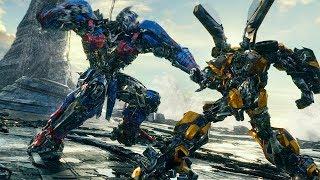 Gambar cover Bumblebee vs Nemesis Prime Fight Scene - Transformers: The Last Knight (2017) Movie Clip HD
