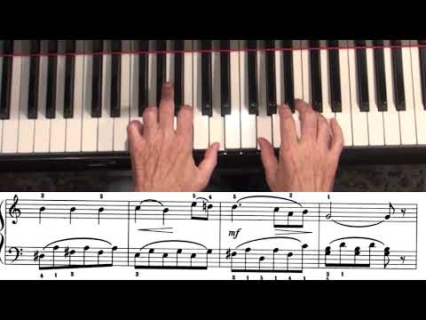 Download Suzuki Piano Cradle Song Video 3GP Mp4 FLV HD Mp3 Download