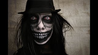 Babadook Makeup! Full Tutorial!