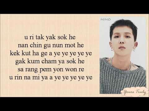Download Winner Ah Yeah Easy Lyrics | MP3 Indonetijen