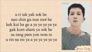 winner everyday lyrics easy - TH-Clip