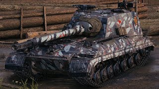 World of Tanks Object 268 Version 4 - 8 Kills 11,6K Damage