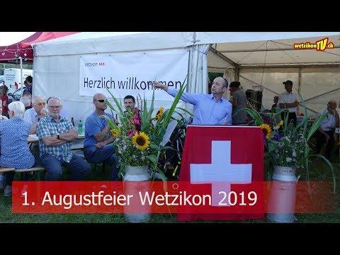 1. August Wetzikon 2019