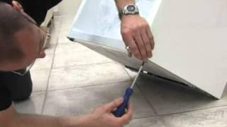 AEG-Electrolux-Zanussi felülfagyasztós hűtőgép ajtócsere Márkabolt