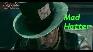 Batman Arkham Knight Season of Infamy DLC - Mad Hatter Mission