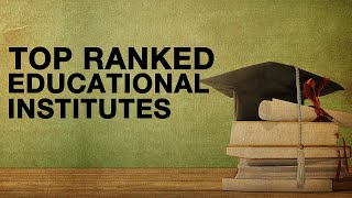 India Top-ranked Educational Institutes In 2020 - Download this Video in MP3, M4A, WEBM, MP4, 3GP