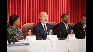 Governor Wolf Hosts Non-Partisan Redistricting Listening Session with Philadelphia Residents