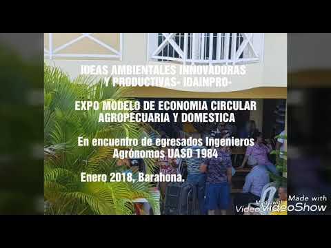 Expo Modelo de Economía Circular Agropecuaria y Domestica