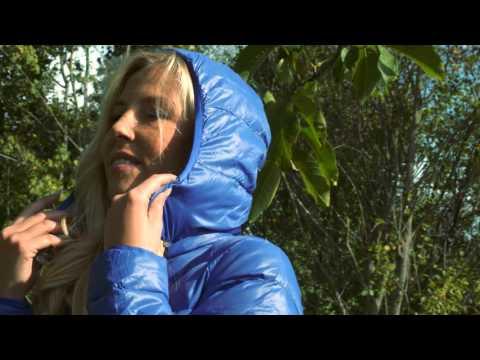 PEARL outdoor Ultraleichte Steppjacke mit Daunen, Größe S, unisex