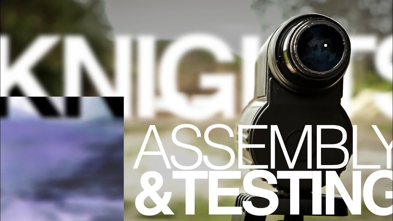 Inside Knight's Armament – Gun Assembly & TestingInside Knight's Armament – Gun Assembly & Testing