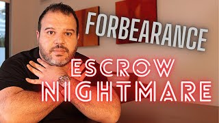End of forbearance - Do you have to pay back the late escrow? Many people will!