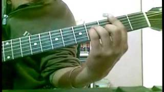 YEH MERA PAKISTAN (JAL) on guitar (NOT A   - YouTube