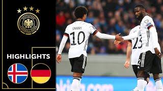 Iceland 0-4 Germany Pekan 6
