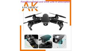 Review SG901 Camera Drone 1080P 4K HD Wifi Dual Camera Drones Follow Me Quadcopter FPV Professional