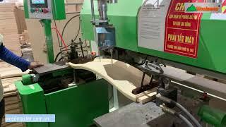 Máy phay rãnh mặt hộc kéo Woodmaster | WM-110C#mayphayranhmathockeo