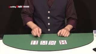 手品・マジック[mMLLive-142]レギュラーデックで行えるパケットトリックの可能性を追求する!