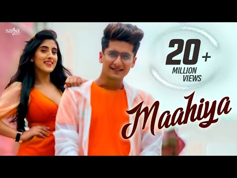 Maahiya – Cute Love Story Bhavin Bhanushali Sameeksha Sud | Romantic Hindi Songs 2019 | TeenTigada