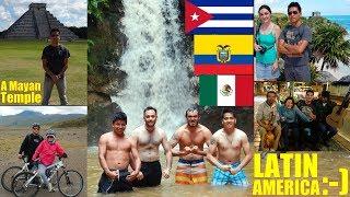 Latin America, Philippines