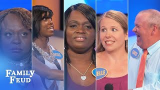 Family Feud's BEST BLOOPERS And EPIC FAILS!!! | Part 3