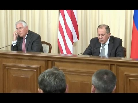 Tillerson: U.S.-Russia Relations At