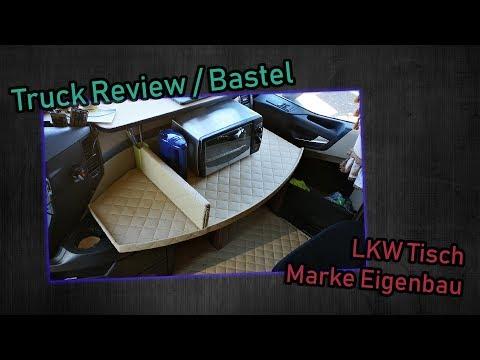 Truck Review/Bastel: Lkw Tisch | Jason Live