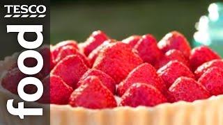 How to Make Strawberry & Mascarpone Tart