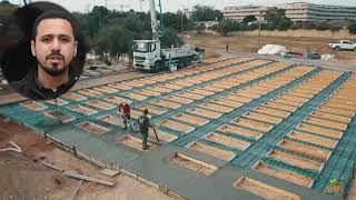 الهيئة تُطلق المرحلة الخامسة لمشروع بناء أضخم مسطح لدفن الموتى بمقبرة طاسو بيافا