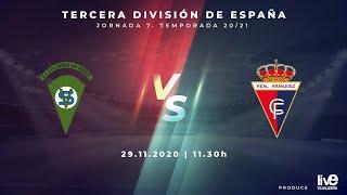 R.F.F.M - TERCERA DIVISIÓN NACIONAL (Grupo 7B) - Jornada 7 - S.A.D. Villaverde San Andres 2-0 Real Aranjuez C.F.