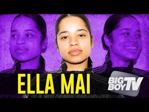 Ella Mai on 'Boo'd Up', Working w/ Dj Mustard & Bragging About Her Success
