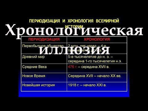 Александр Колтыпин «Хронологическая иллюзия»