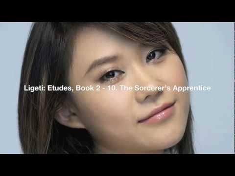 Yuja Wang - Ligeti: Etudes, Book 2 - 10. The Sorcerer's Apprentice